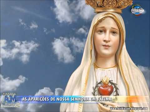 A HIST�RIA DE NOSSA SENHORA DE F�TIMA