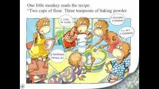 Book Apps | Five Little Monkeys Collection #1