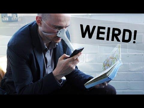 The Weirdest Gadgets You'll Ever See