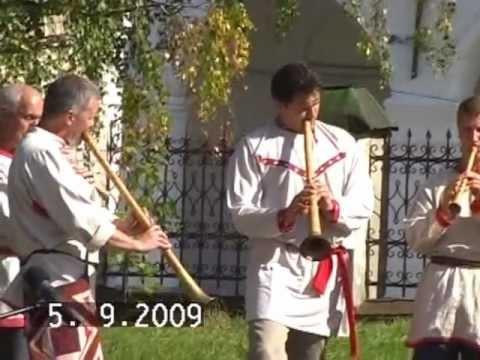 850-летие города Галич ч.3