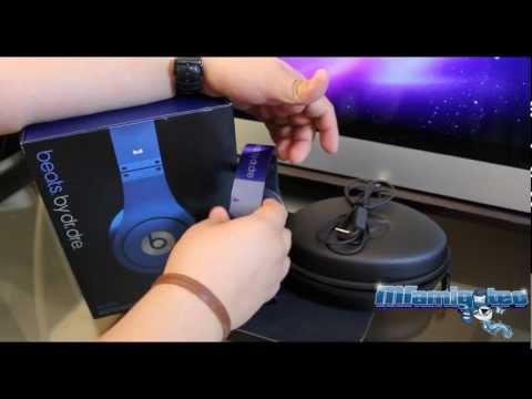 Unboxing/Review: Beats Studio by Dr. DRE - Español