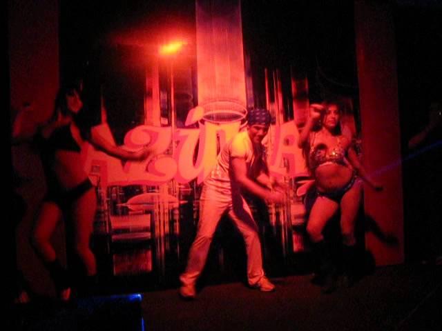 Nicolas Dance - Azukar Discotek