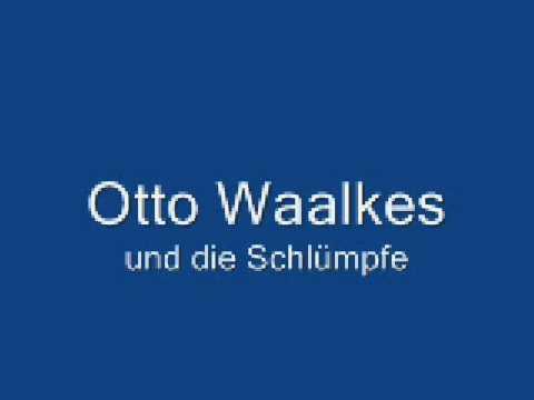 Otto Waalkes und die Schlümpfe