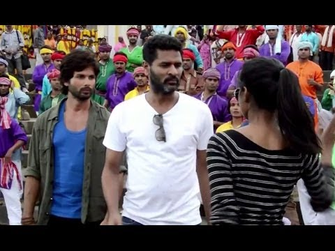 The Making Of R...rajkumar - Music video