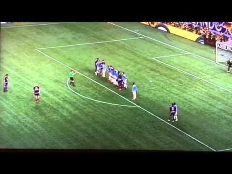Gol de Kaka pelo Orlando City
