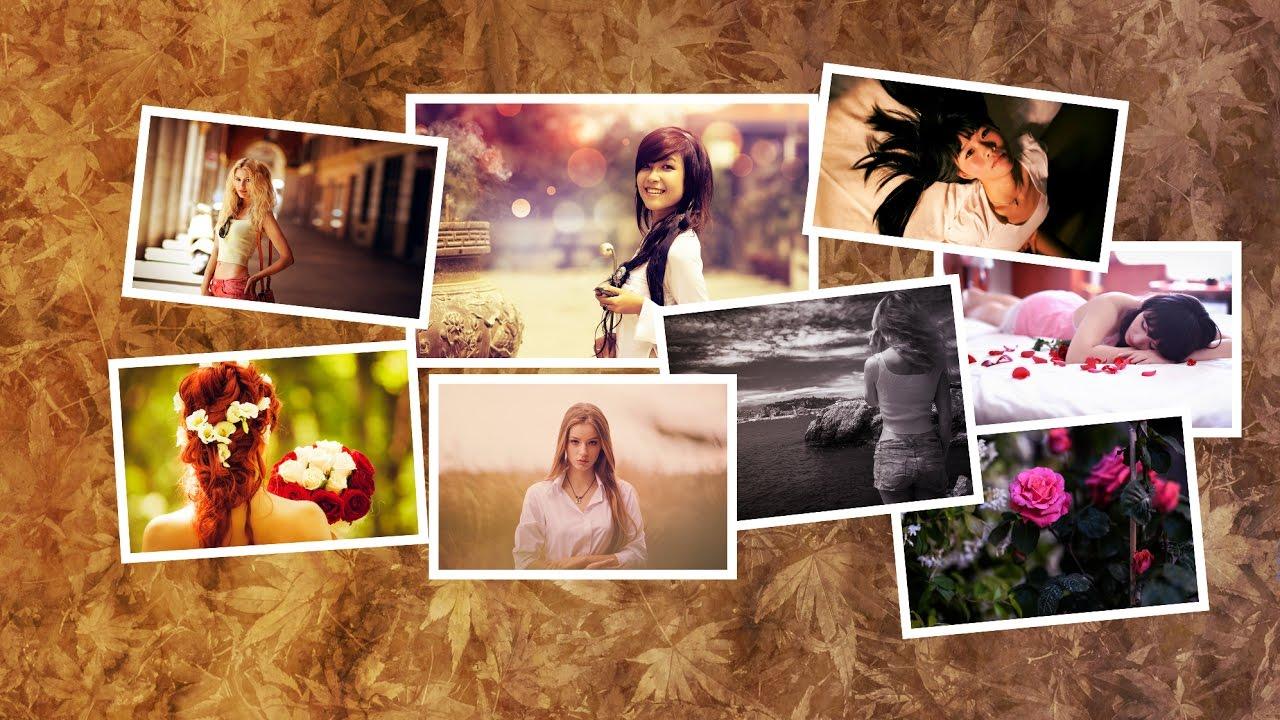 Как из фотографий сделать одно фото из нескольких