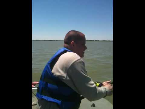 Lake lewisville fishing