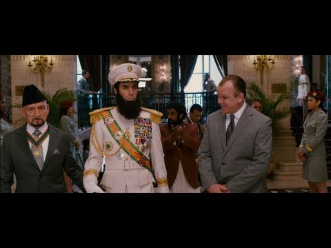 The Dictator MovieTrailer