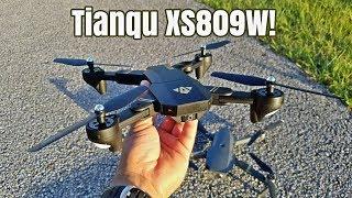 Tianqu XS809HW - The DJI Mavic Pro Knock-off For Only $50!