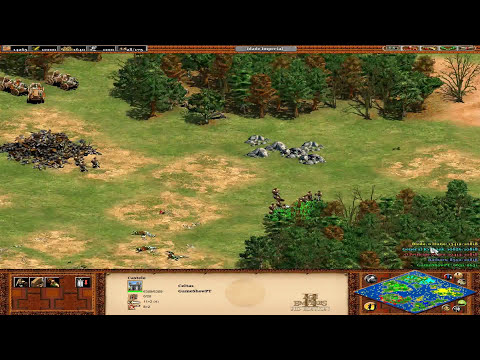 GameShow* #7 - Age of Empires 2 HD! Já disponivel na Steam!