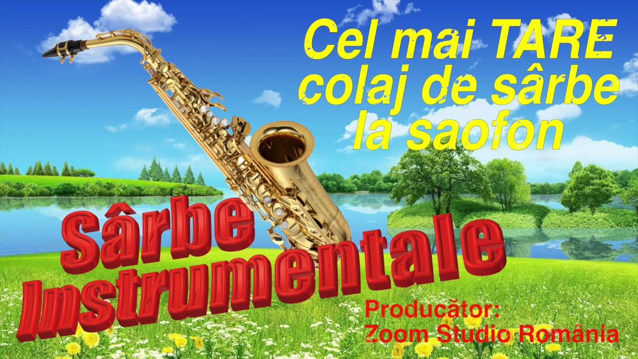 Colaj Nonstop de Sarbe La Saxofon, Foarte Tare 2017
