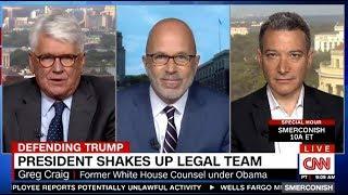 TRUMP: Self Pardon Could Lead To Impeachment? (Constitutional Crisis)