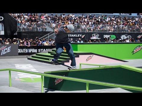 Best of Second Place Pro Street Winner Jagger Eaton | Dew Tour 2018