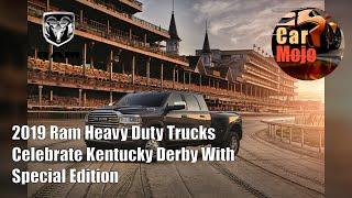 2019 Ram Heavy Duty Trucks Celebrate Kentucky Derby With Special Edition | CarMojo
