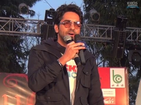 Vicky Donor Kick Starts From New Delhi