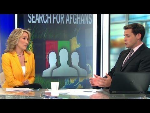 Afghan soldiers training in U.S. go missing