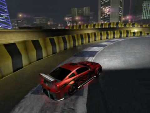 how to drift in style with need for speed underground 2