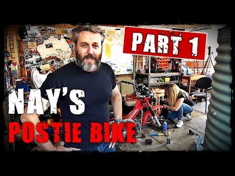 Nays Postie Bike Part 1