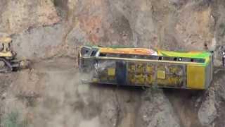 Accidente en Piscobamba, provincia de Mariscal Luzuriaga 03