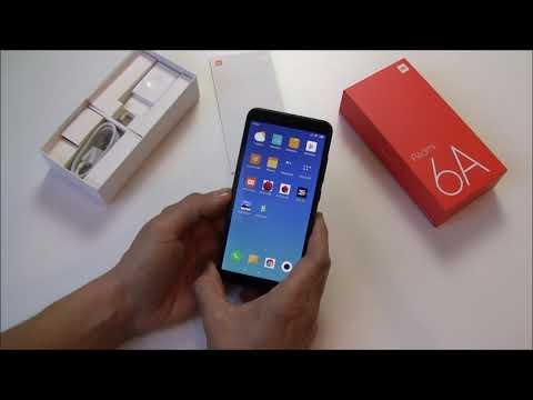 Test Xiaomi Redmi 6A PL - Pierwsze Wrażenie, Antutu, Gry...