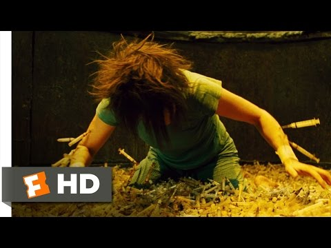 Saw 2 (5 9) Movie Clip - The Needle Pit (2005) Hd video
