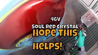Soul Red Crystal 46V mazda