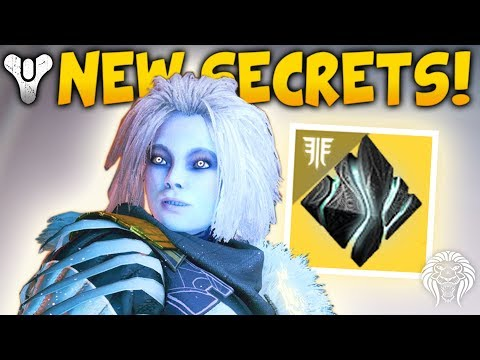Destiny 2: SECRET QUEST & NEW EXOTICS FOUND! Corrupted Eggs, Savathun Tease & Queens Reward