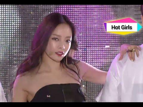 HOT 인천 K-POP 콘서트 - KARA MAMMA MIA 20140918