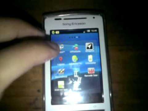 Review Sony Ericsson Xperia X8 en Español
