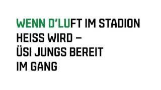 """Üses Lied"" - Fansong FCSG"