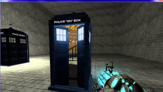 New TARDIS Exterior. Made from scratch.