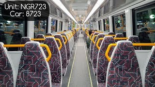 Queensland Rail Travel Series 4: New NGR Travel