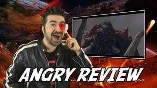 Asura's Wrath Angry Review