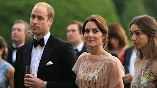 Prince William Jokes About Kate Middleton