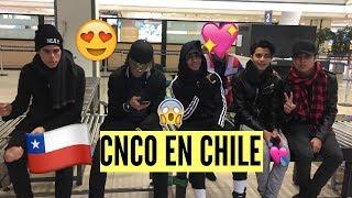 CNCO EN CHILE SE DESCONTROLO