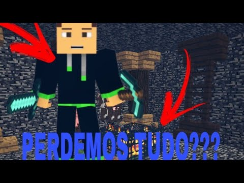 FACTIONS ICE fomos INAVDIDOS (FALIMOS???) - MCPE 1.1.5🔥🔥