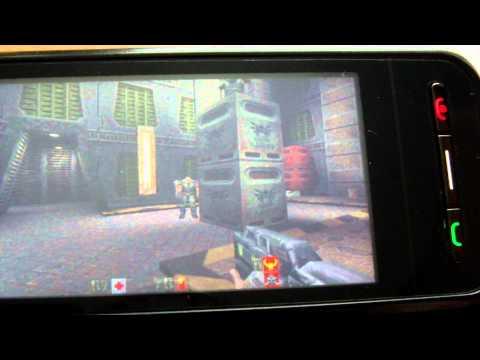 Nokia C6 - Quake 2 S60V5 N97 5800