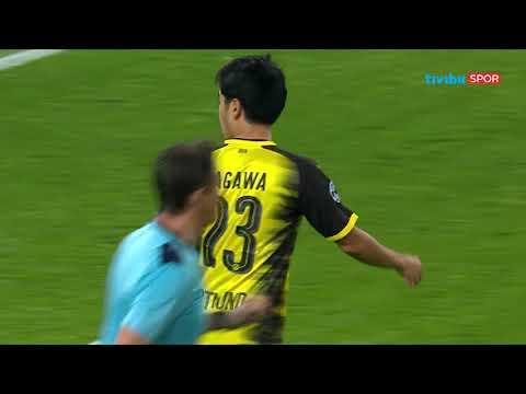 Borussia Dortmund 1-1 APOEL   UEFA Şampiyonlar Ligi Maç Özeti