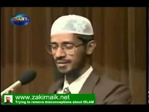 20 Most Common Questions About Islam |  Dr Zakir Naik - Www Zakirnaik Net video