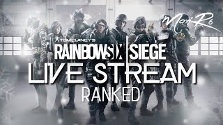 《LIVE》《GIRL》Rainbow Six Siege ▪ Ranked ▪ PLATINUM 《PS4》♡