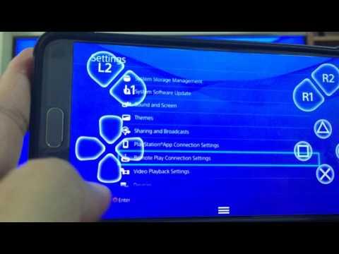 เล่นเกมส์ PS4 บนโทรศัพท์ระบบ Android  ด้วย Remote Play (Game Society #3)