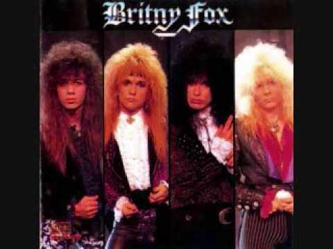 Britny Fox - Kick