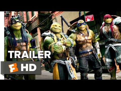 Watch Teenage Mutant Ninja Turtles: Out of the Shadows (2016) Online Free Putlocker