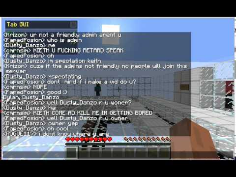 How to hack a minecraft server(cracked) (with proof) All versions.