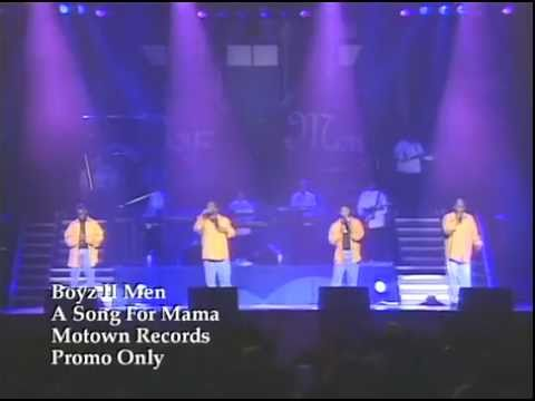 Boyz II Men - A Song For Mama (Live In 1997 Japan)