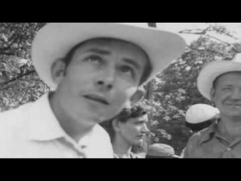 Hank Williams Sr. - Searching for a Soldier's Grave