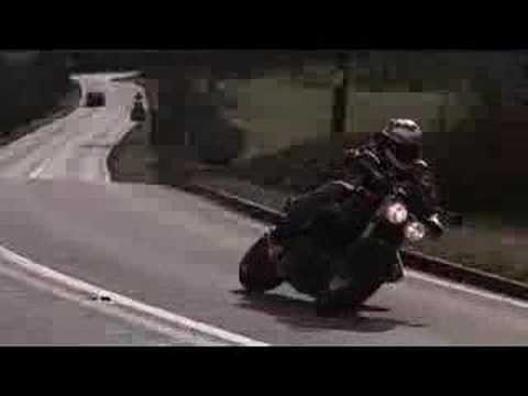 MCN Roadtest: 2008 Triumph Street Triple v Speed Triple Video