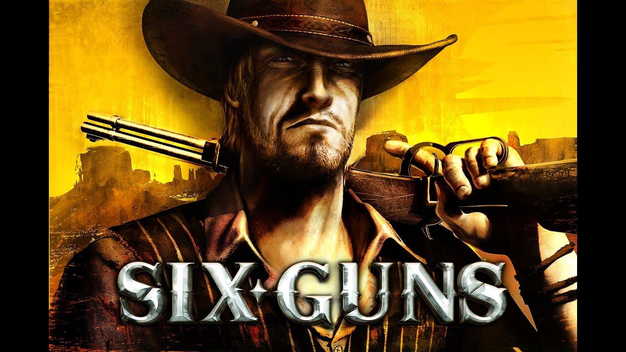 Взлом игры Six Guns, читы