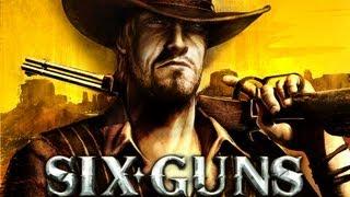 Six-Guns - Android Trailer