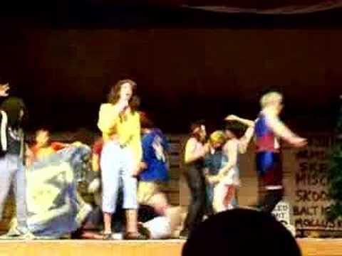 Lip Sync Conneaut Lake High School 2006
